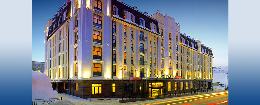 Kazan Accommodation